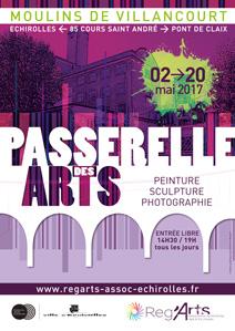 Passerelle des Arts 2017